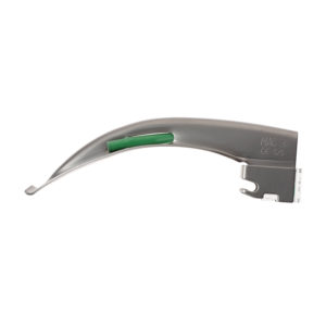 Laryngoscope Blade, Rusch Standard Reusable, MAC,