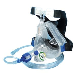 Flow-Safe II disposable CPAP