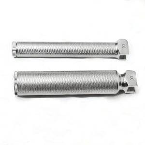 Laryngoscope Handle, MedSource Standard Handle, Stainless Steel,