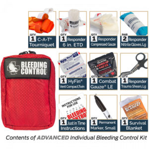 Individual Bleeding Control Kit-Nylon