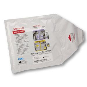 Defibrillator Electrode, Zoll Stat-Padz,