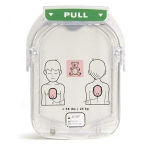 Defibrillator Electrode, Philips HeartStart OnSite, SMART Pads Cartridge,