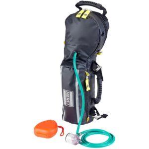 Bag, Meret GO2 PRO O2 Response Bag, Infection Control, No Window,