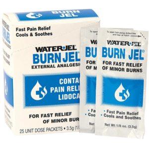 Burn Relief, Water-Jel Burn Jel,
