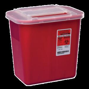 sharps-a-gator 2 gallon sharps container
