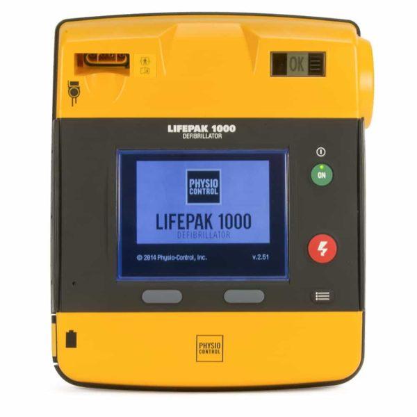 Physio-Control LifePak 1000