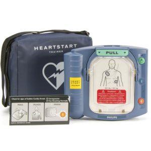 AED Trainer, Philips HeartStart OnSite Defibrillator