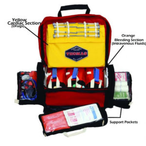 Bag, Thomas Medical Support Pack