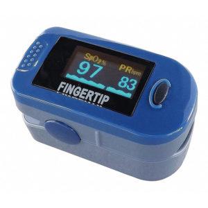 Pulse Oximeter, Fingertip,