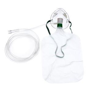 NRB Mask, Teleflex Nonrebreathing Oxygen Mask,