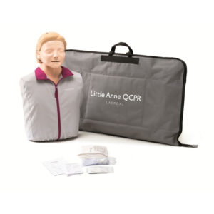 Manikin, Little Anne, Adult QCPR,