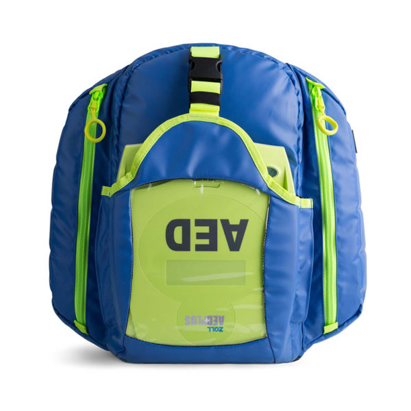 G3 QuickLook bag for AED devices, made by StatPacks