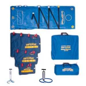 Hartwell Medical Evac-U-Splint Extremity Splint set with description and price